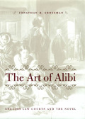 The Art of Alibi Cover