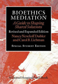 Bioethics Mediation Cover