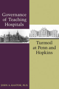 Governance of Teaching Hospitals cover