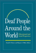 Deaf People Around the World Cover