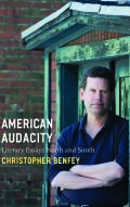 American Audacity Cover