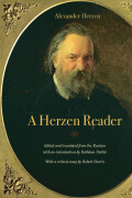 A Herzen Reader Cover