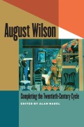 August Wilson Cover