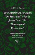 Commentaries on Aristotle's