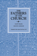 Exegetic Homilies (The Fathers of the Church, Volume 46)