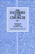 Letters, Volume 1 (1–185) (The Fathers of the Church, Volume 13) cover