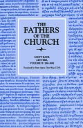 Letters, Volume 2 (186–368) (The Fathers of the Church, Volume 28)