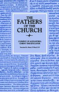 Christ the Educator (The Fathers of the Church, Volume 23) Cover