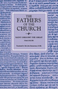 Dialogues (The Fathers of the Church, Volume 39) Cover
