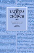 Homilies on Genesis 46–67 (The Fathers of the Church, Volume 87)