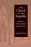 The Church in the Republic Cover