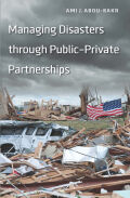 Managing Disasters through Public–Private Partnerships Cover