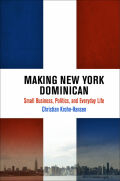 Making New York Dominican Cover
