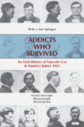 Addicts Who Survived Cover