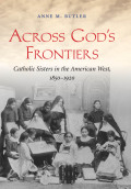 Across God's Frontiers Cover