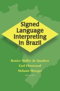 Signed Language Interpreting in Brazil Cover