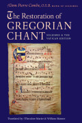The Restoration of Gregorian Chant