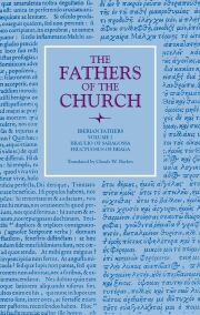 Iberian Fathers, Volume 2 (The Fathers of the Church, Volume 63)