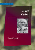 Elliott Carter Cover