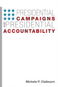 Presidential Campaigns and Presidential Accountability Cover