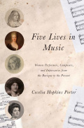 Five Lives in Music Cover
