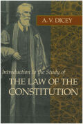 The Law of the Constitution Cover