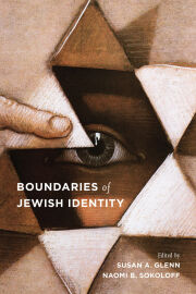 Boundaries of Jewish Identity (Samuel and Althea Stroum Book)