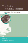 The Ethics of Animal Research Cover