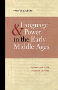 Language and Power in the Early Middle Ages cover