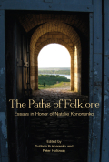 The Paths of Folklore cover