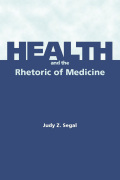 Health and the Rhetoric of Medicine cover