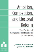 Ambition, Competition, and Electoral Reform Cover