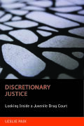Discretionary Justice Cover