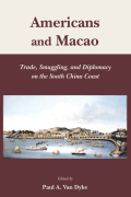 Americans and Macao Cover