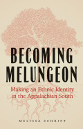 Becoming Melungeon Cover