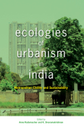 Ecologies of Urbanism in India Cover
