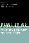 Evolution - the Extended Synthesis Cover