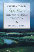 Contemporary Irish Poetry and the Pastoral Tradition Cover