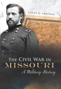 The Civil War in Missouri Cover