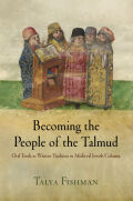 Becoming the People of the Talmud Cover
