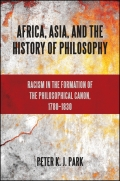 Africa, Asia, and the History of Philosophy Cover