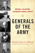 Generals of the Army Cover