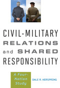 Civil-Military Relations and Shared Responsibility Cover
