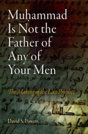 Muhammad Is Not the Father of Any of Your Men