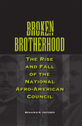 Broken Brotherhood Cover