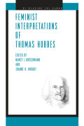 Feminist Interpretations of Thomas Hobbes Cover
