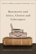 Basements and Attics, Closets and Cyberspace Cover