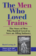 The Men Who Loved Trains Cover