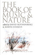 The Book of Music and Nature Cover