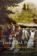 Trade, Land, Power cover